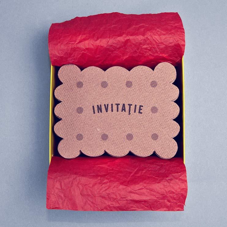 O invitatie dulce